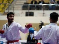 کاراته کارهای ایران به 3مدال برنز لیگ جهانی رسیدند