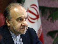 حکم وزیر ورزش برای سرپرست جدید باشگاه استقلال +عکس