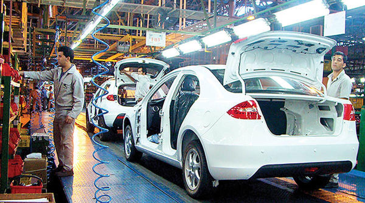 احتمال تغییر قیمت کارخانهای برخی خودروها