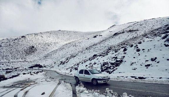 پلیس راه :مردم از سفر غیرضرور در جاده کرج - چالوس خودداری کنند