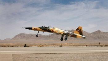 نخستین جنگنده ساخت ایران +تصاویر