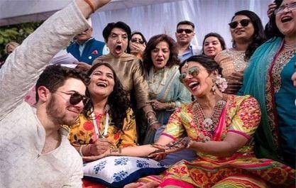عروسی خواننده بالیوود