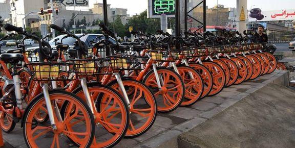 دوچرخههای اشتراکی؛ یک توهم تبلیغاتی یا اقدامی برای کاهش آلودگی