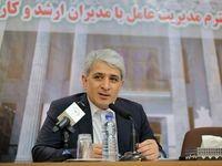 حسین زاده اعلام کرد: حمایت از تولید داخلی، محور سیاستهای امسال بانک ملی ایران