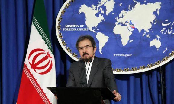 واکنش قاسمی به تعرض به سفارت ایران در پاریس