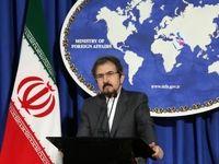 قاسمی: حضور مخرب قدرتهای خارجی در منطقه را توجیه نکنید