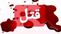 راز قتل در خیابان مهدیه فاش شد