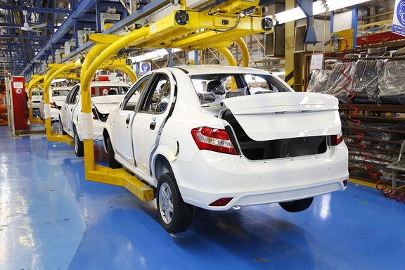 47.2 درصد؛ کاهش تولید خودرو در فرودین ماه