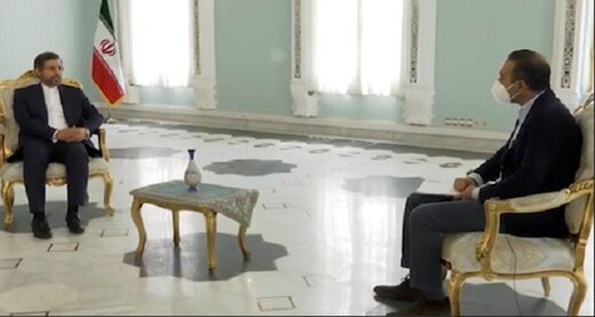 خطیبزاده: درباره امنیت ملی با هیچ کس مذاکره نداریم