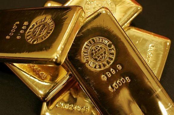 طلا از کاهش قیمت دست بردار نشد