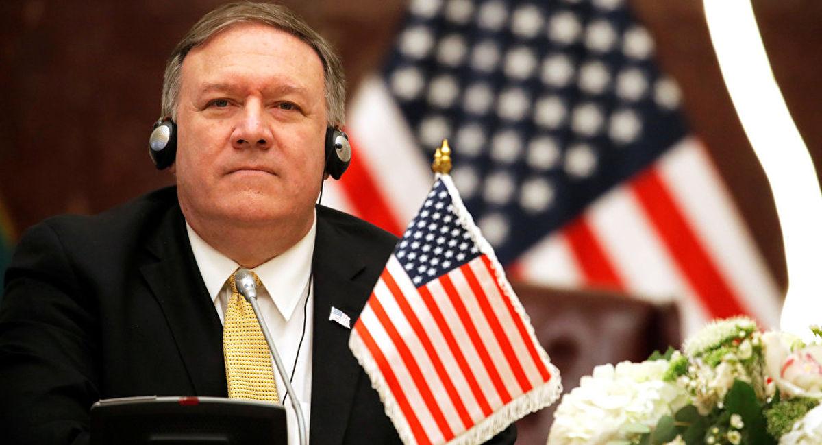 پامپئو به رئیسجمهور عراق: به کاهش تنش متعهدیم