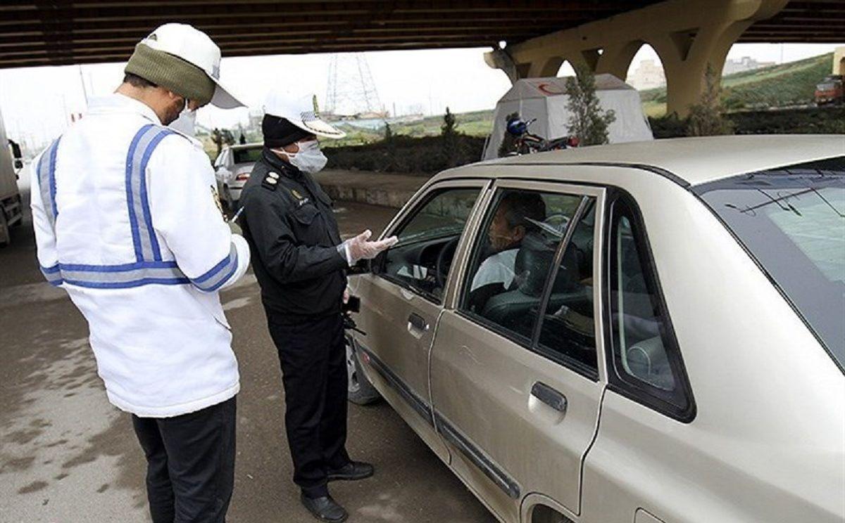 خودروهای غیربومی ساکن تهران در صورت تردد جریمه میشوند