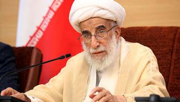 واکنش آیتالله جنتی به تهدیدات آمریکا علیه با ایران