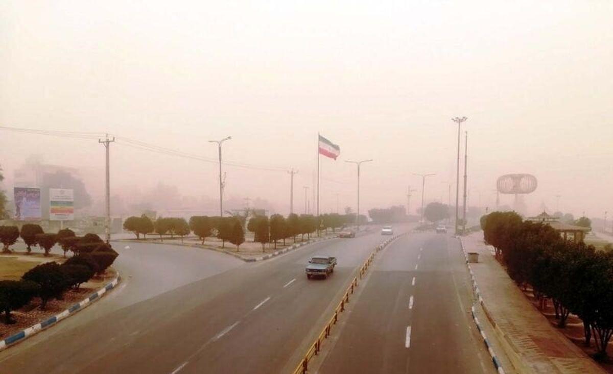 ادامه آلودگی در شهرهای صنعتی