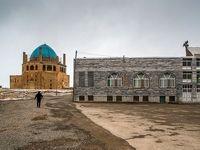 گنبد سلطانیه +عکس