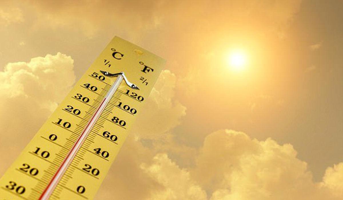 دمای پایتخت 6درجه افزایش مییابد