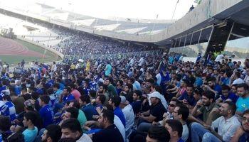 استقلال پرتماشاگرترین تیم مرحله گروهی لیگ قهرمانان آسیا