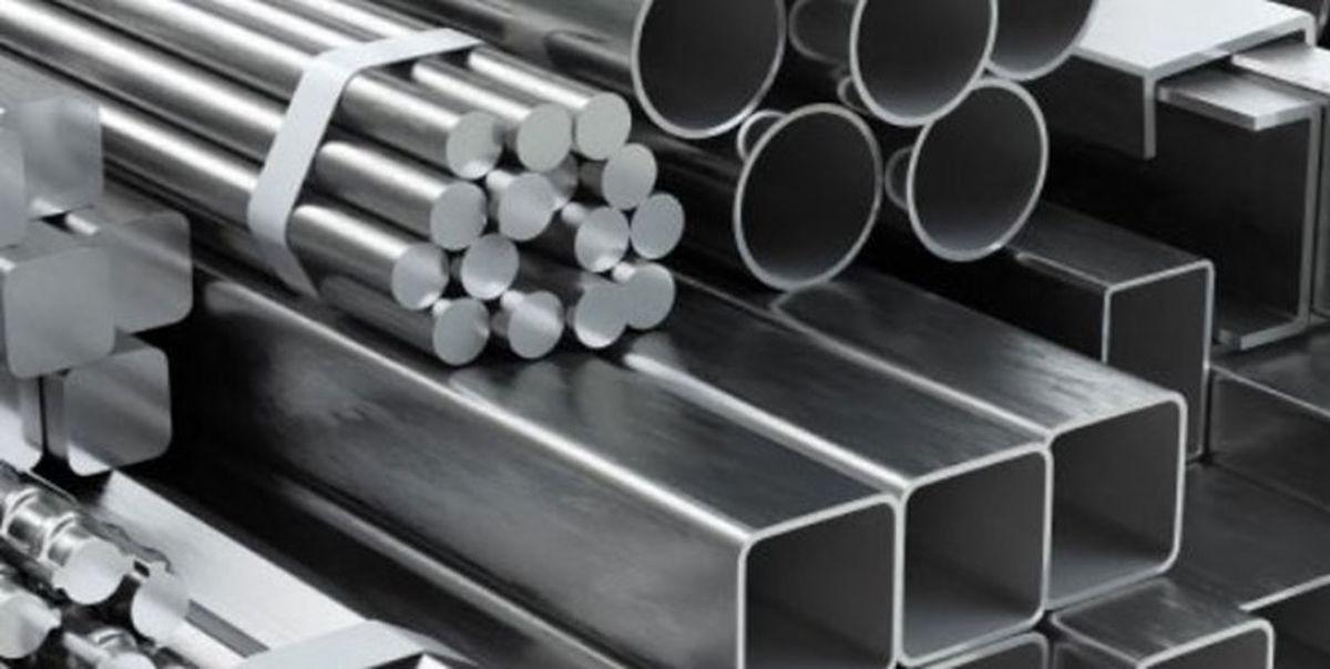 مصرف شمش و محصولات فولادی افزایش یافت