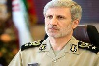 دعوت وزیر دفاع از مردم برای پیوستن به پویش هلال احمر