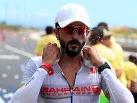 پسر پادشاه بحرین در مسابقات مرد آهنی +عکس