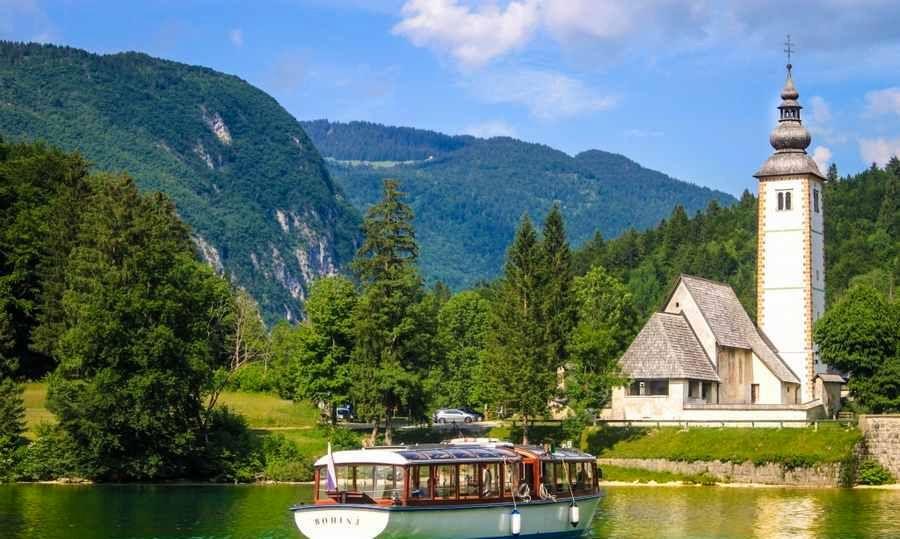 رویاییترین دریاچههای اروپا