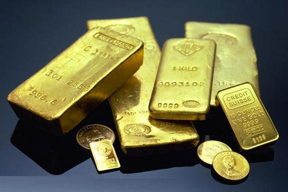 افت قیمت طلا به زیر ۱۳۰۰دلار