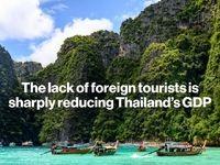 ضربه شدید کرونا به اقتصاد تایلند/ کاهش قابل توجه گردشگران عامل سقوط تولید ناخالص داخلی شد