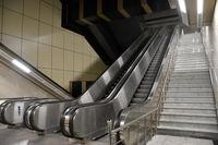نصب ١٠دستگاه پله برقی در خط هفت متروی تهران