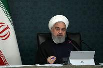 ۳امتحان بزرگ الهی برای مردم ایران از دیدگاه روحانی +فیلم