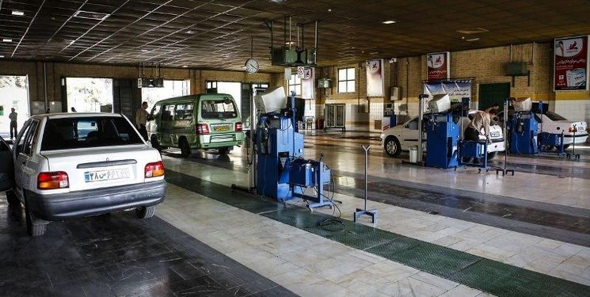 شرایط مراجعه به مراکز معاینه فنی در روزهای کرونایی