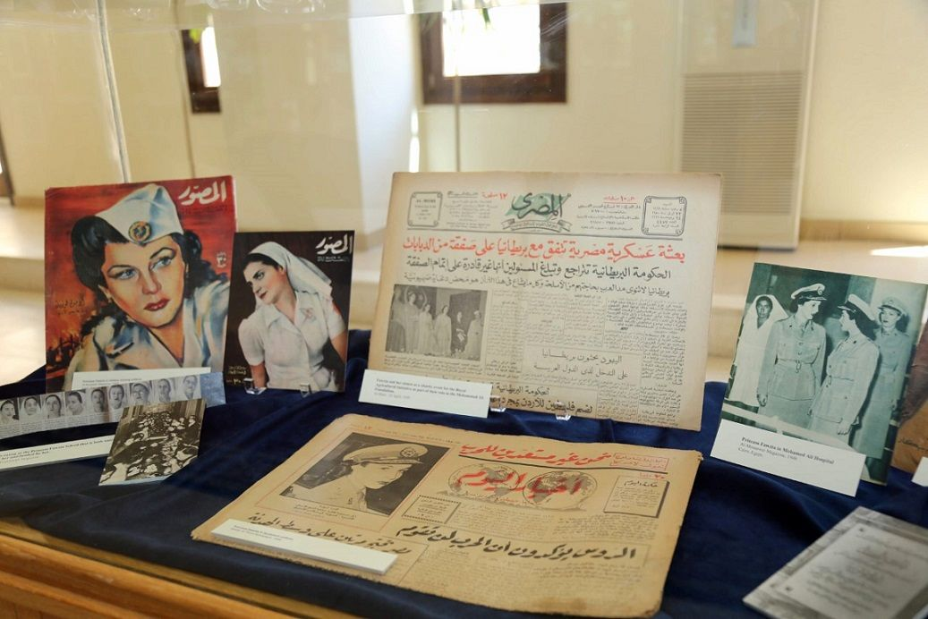 (تصاویر) شهبانوی ایرانی که محبوب مصریها شد