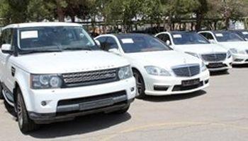 چهار خانواده 100هزار خودرو غیرقانونی وارد کردند