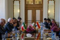 رایزنی وزیران امور خارجه ایران و هند