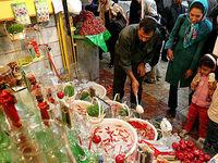 زیر پوست بازار شب عید