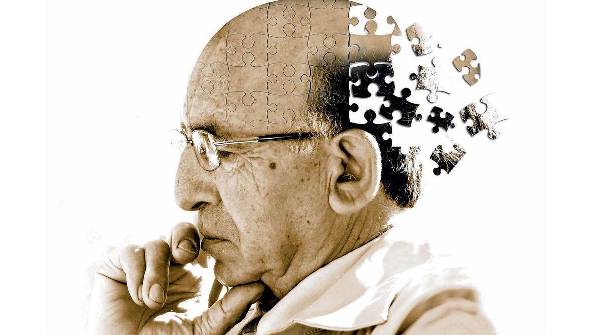 ۵علامت هشداردهنده دهنده ابتلا به آلزایمر