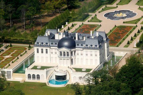 """""""گرانترین خانه جهان"""" متعلق به محمد بن سلمان +تصاویر"""
