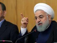 روحانی: آمریکا کارهایی که قرار بود آبان انجام دهد، شهریور و مهر انجام داد/قیمت ارز باید واقعی بماند