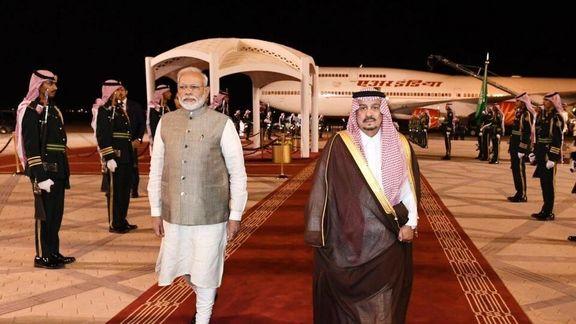 امیدواری هند به سرمایهگذاری عربستان در طرحهای نفتی این کشور
