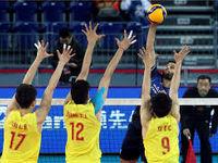 کرونا تمام مسابقات والیبال در چین را لغو کرد