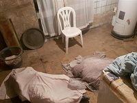 مرگ تلخ پدر و پسر در زیرزمین خانه قدیمی