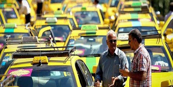 توزیع 90هزار حلقه لاستیک با نرخ دولتی بین رانندگان تاکسی