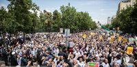 بازتاب حضور مردم در راهپیمایی 22بهمن در رسانههای خارجی