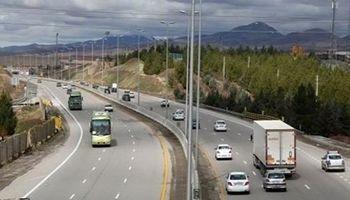 وضعیت جوی و ترافیکی راههای کشور در اولین روز هفته