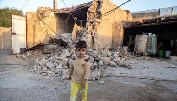 مصدومان زلزله مسجدسلیمان به ۱۳۵نفر رسید