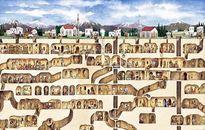 الگوی شهرهای زیرزمینی قرن 21 به ایران میآید؟