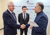 افزایش صادرات ایران به اتحادیه اوراسیا