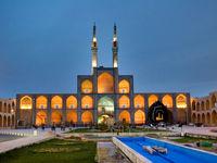 یزد شهر بادگیرهای بلند
