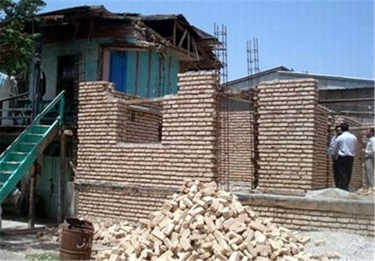 بیمهری به مسکن روستایی/ نوسازی مسکن روستایی ۱۶سال زمان میبرد