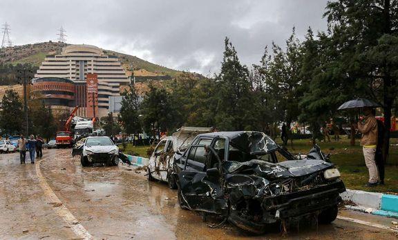 سنگینی تقصیر در سیل شیراز بر سر شهرداری