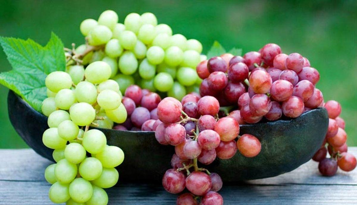 انگور چگونه به کنترل یا کاهش وزن کمک می کند؟
